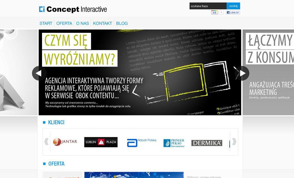 teksty www - agencja interaktywna