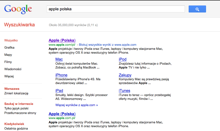 Apple Polska