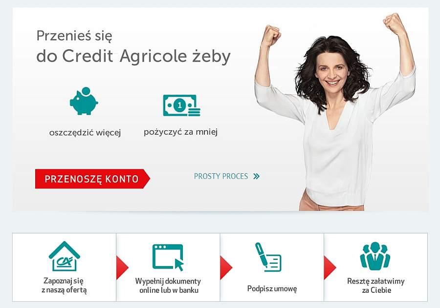 tekst reklamy banku