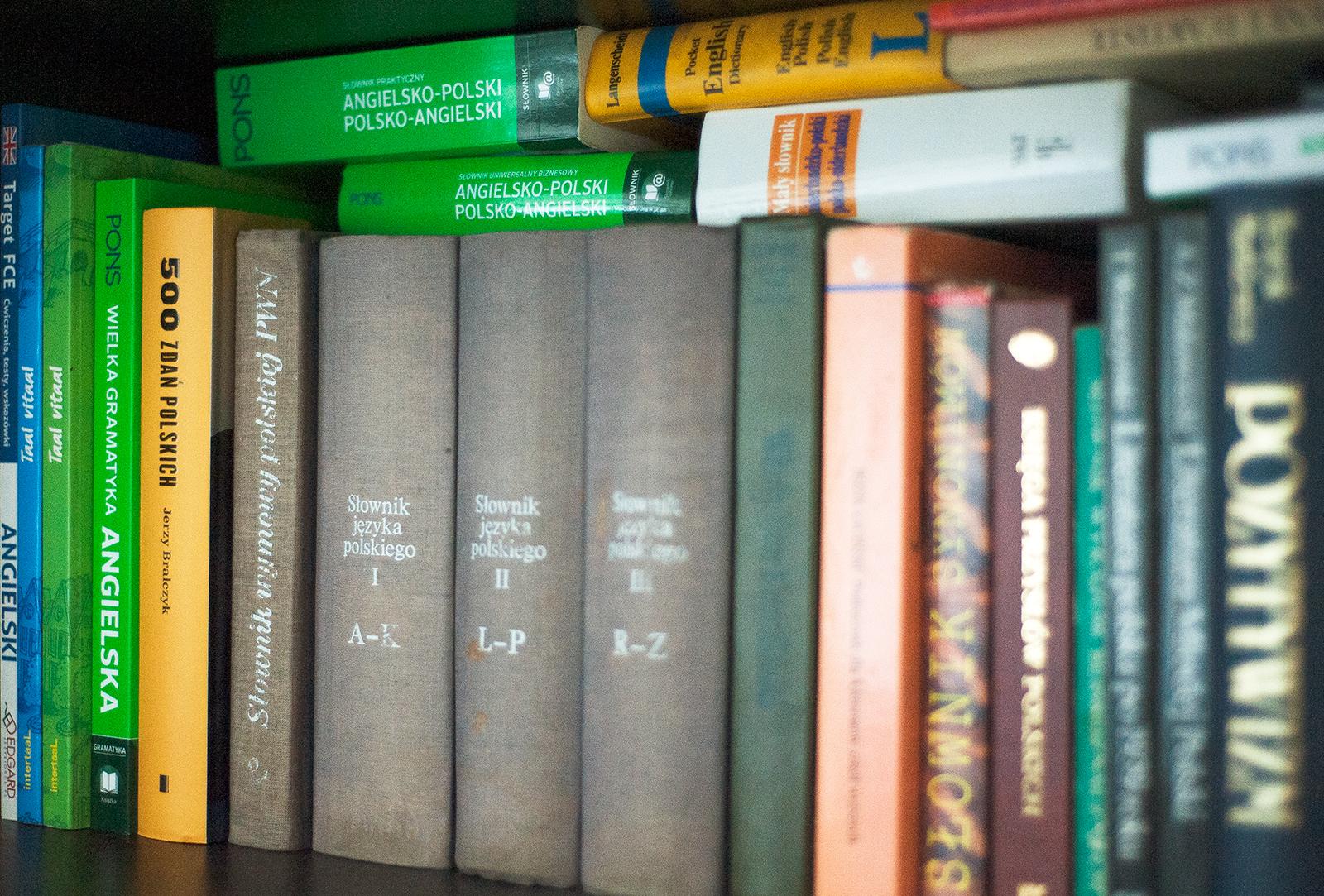 Wertowanie własnej biblioteczki to istotny etap procesu namingowego