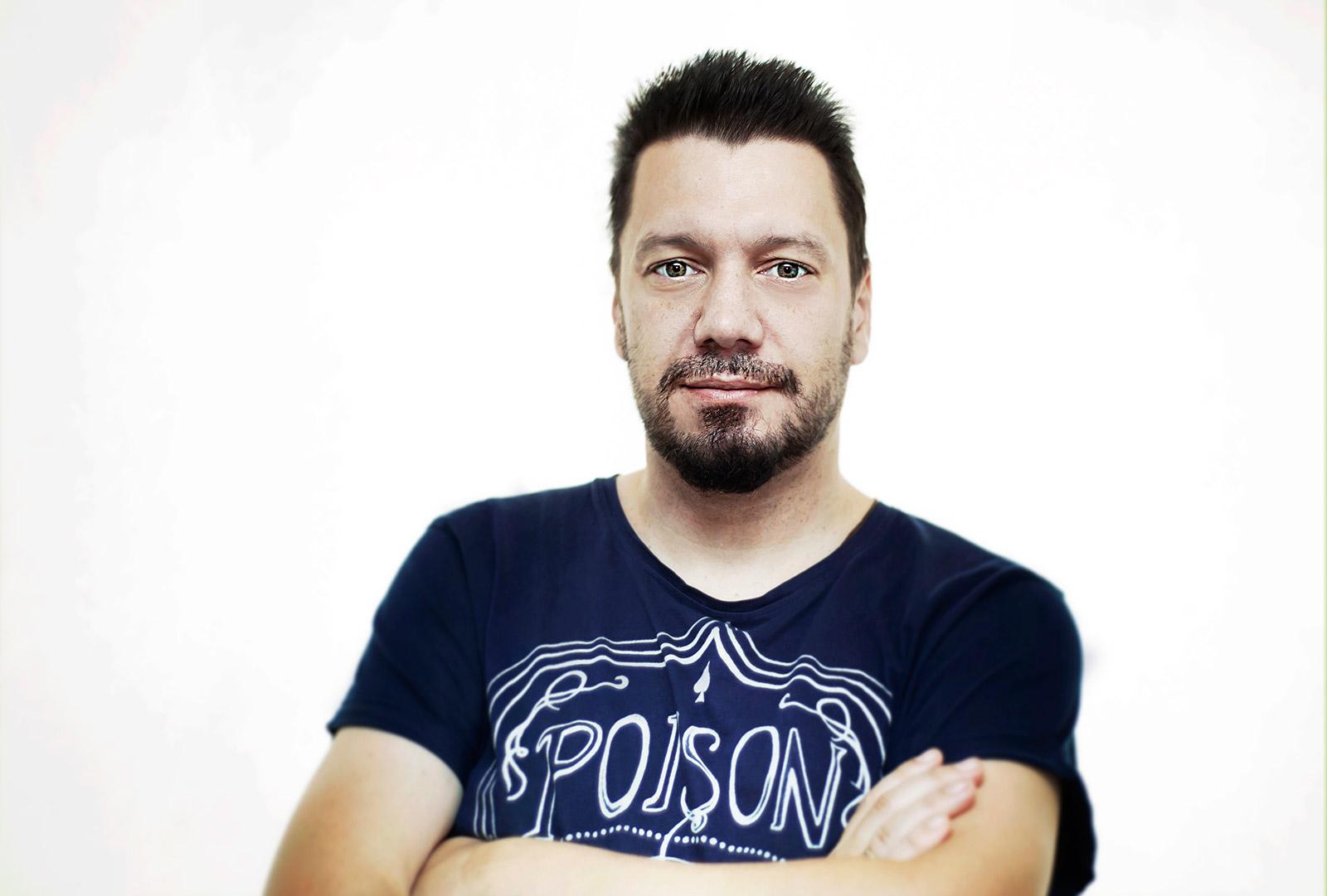 Tomek Banasik - copywriter