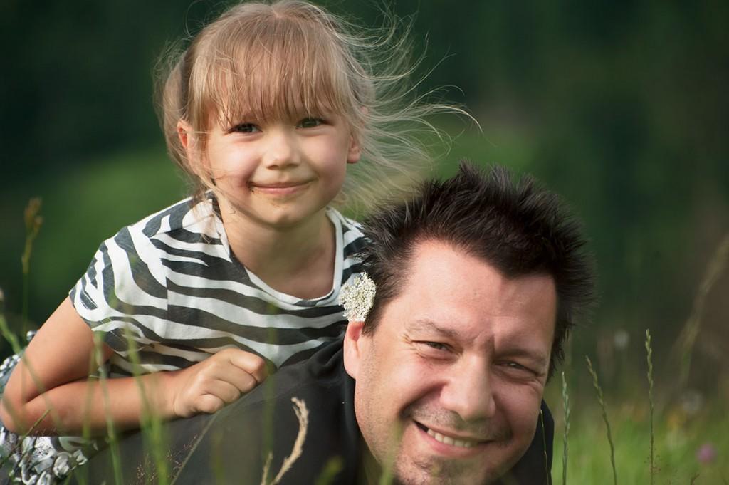 Z córką na Słowacji, Orawy, 8.07.2019